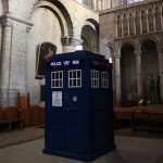 Tardis at Cathedral