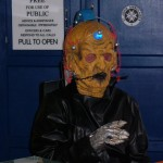 Davros and the Tardis